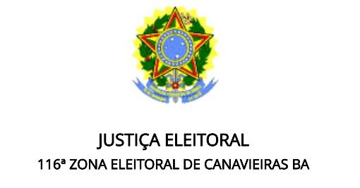 Atenção: Justiça Eleitoral de Canavieiras alerta para obrigatoriedade de abertura de conta bancária por candidatos e partidos