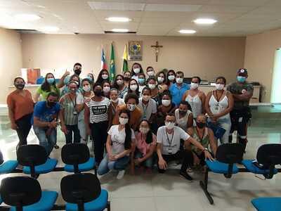 COOPASAUD realiza curso de urgência e emergência em Una