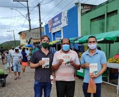 Una: Prefeitura realiza o dia de conscientização a respeito do defeso do caranguejo-uçá