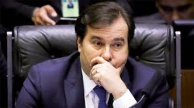 Política: DEM expulsa Rodrigo Maia do partido