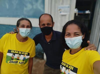 Una: Secretário da Educação visita escola de Vila Brasil
