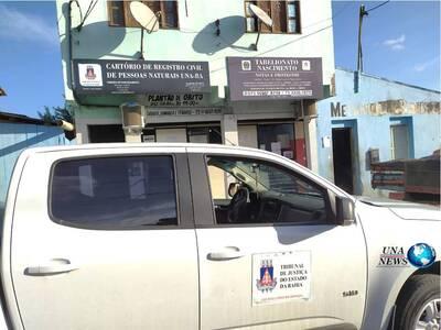Caso cartórios de Una: Após denúncia do Una News, Corregedoria do Tribunal de Justiça chega à cidade